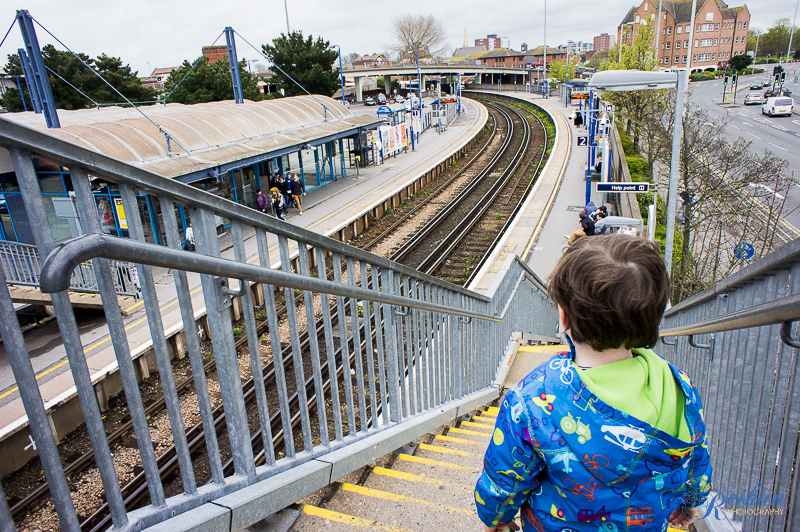 Poole Station (28 Apr 2012)