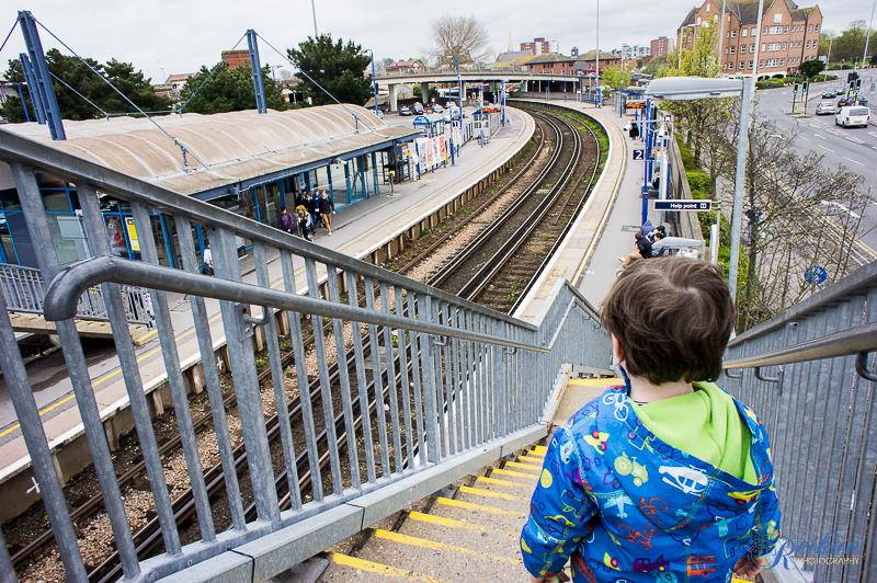 Poole Station (28 Apr 2012)
