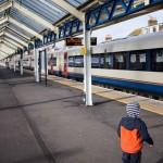 Weymouth Station (27 Jan 2013)