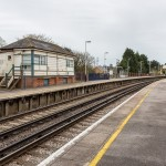 Hamworthy Station (28 Apr 2013)